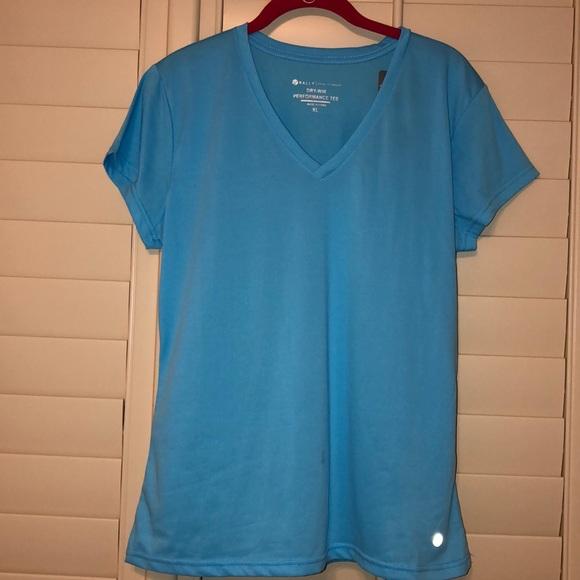 Bally Tops - NWT Bally Dri-Fit Shirt XL